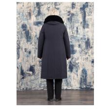 Пальто Зимняя Кармель Стиль