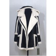 Куртка из искусственной дублёнки