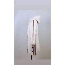 Пальто  с добавлением натуральной шерсти Winter time 022