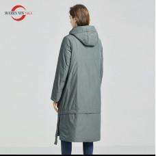 Пальто демисезонное Modern New saga 5128