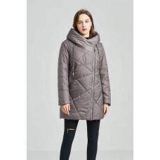 Удлинённая  демисезонная куртка Modern New saga 32169