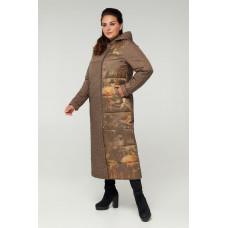 пальто длинное демисезонное  Riches 922